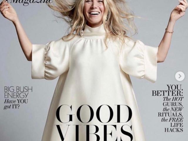 Gwyneth's Nu Wave