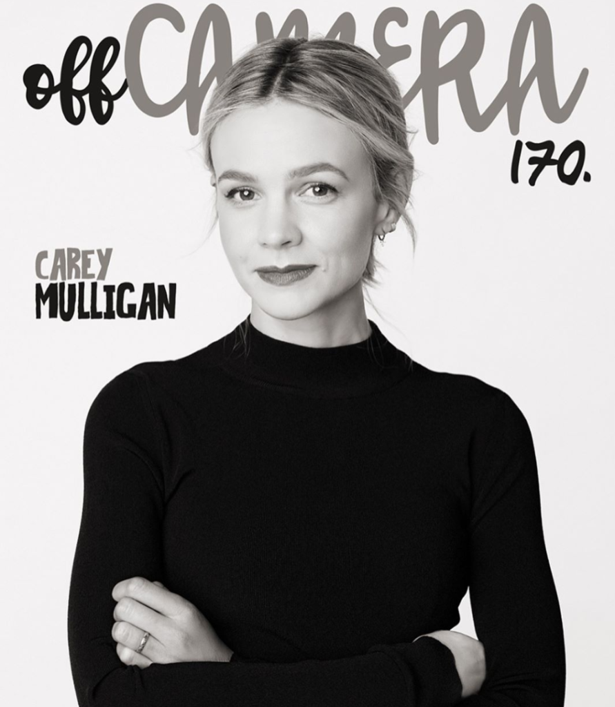 Carey Mulligan, Off Camera