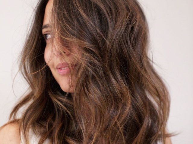 Loose & Undone Curls