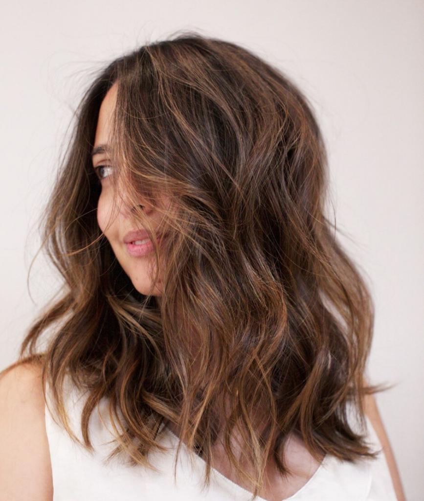 Free & Undone Curls