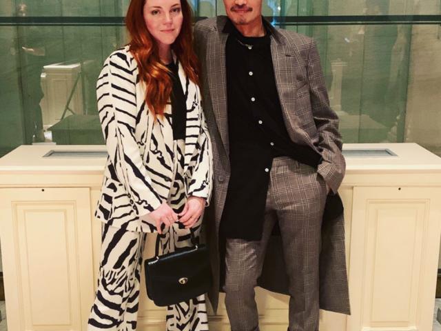 Anh Co Tran & Allison McNamara
