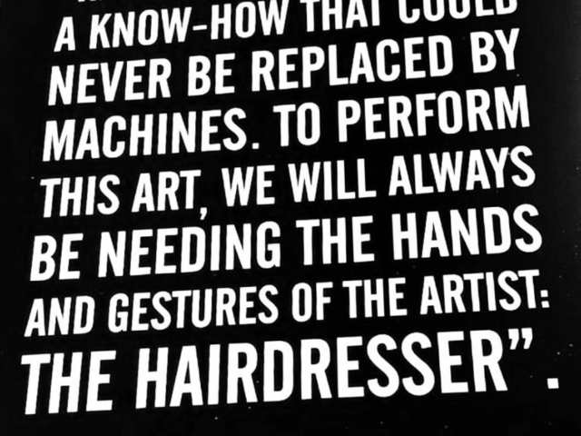 The Art of Hairdressing