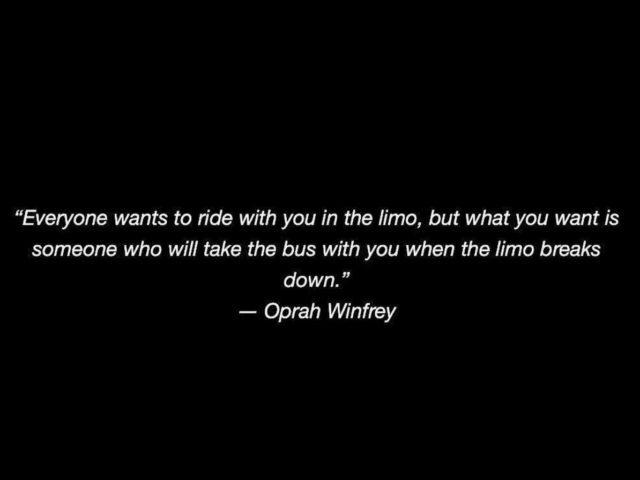 Oprah Winfrey Inspired