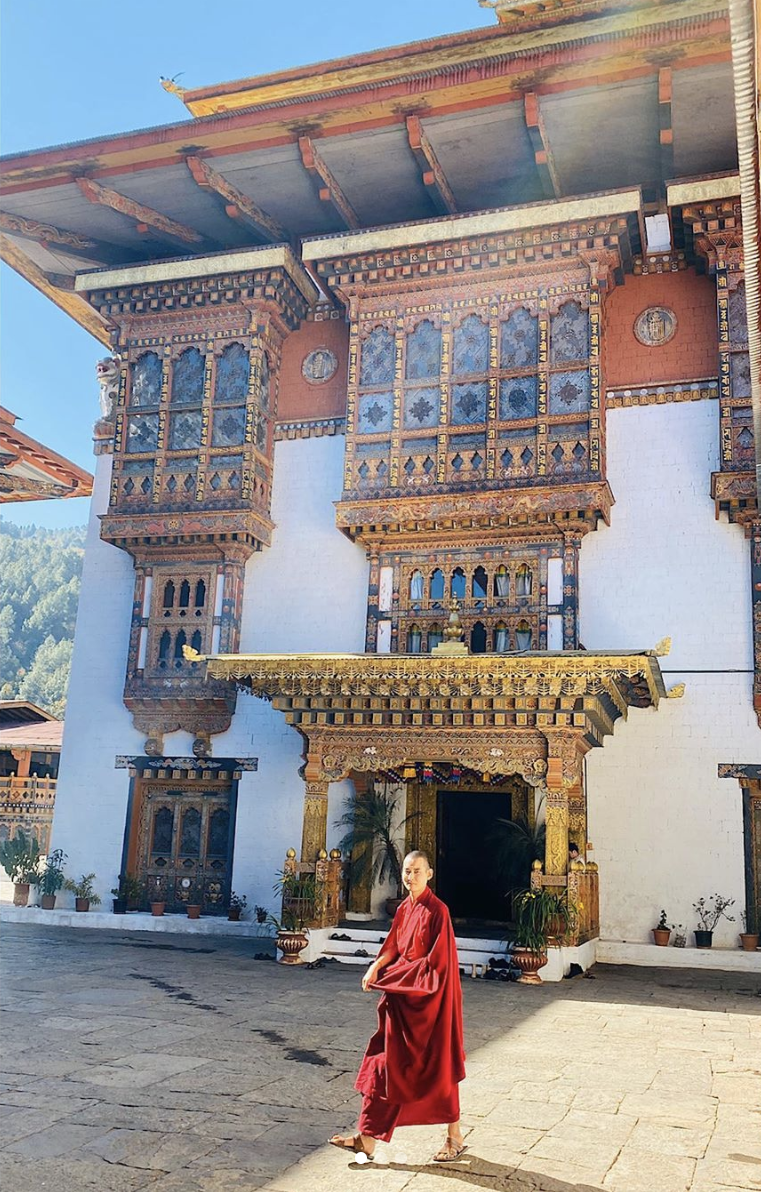 Completely satisfied New 12 months from Bhutan!