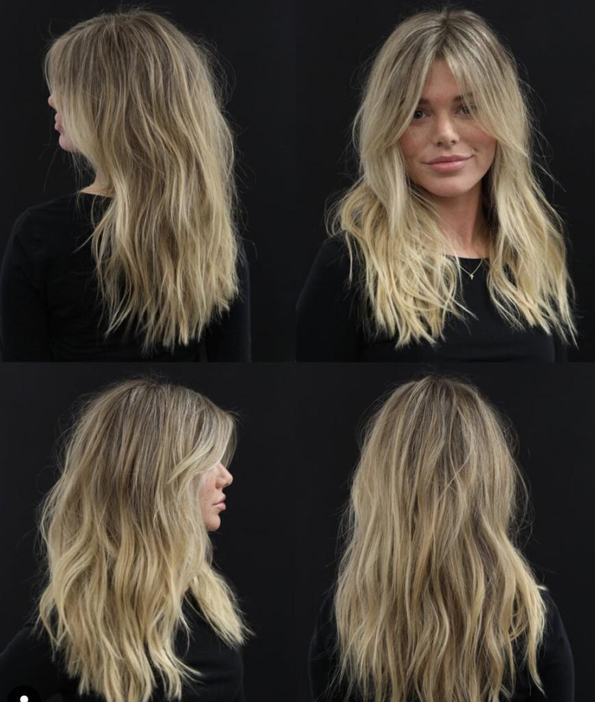 Blonde Dream Hair