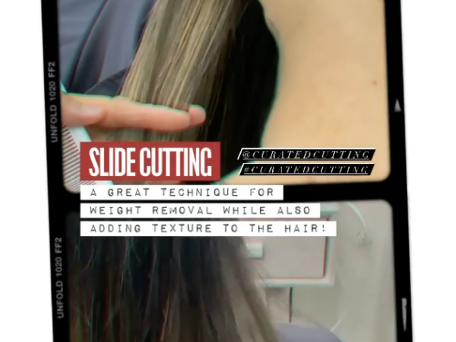 Pro Tip: Slide Cutting
