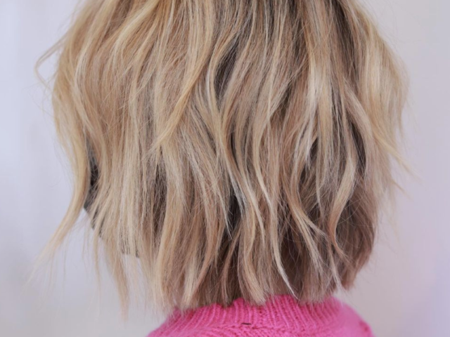 Soft Blonde.
