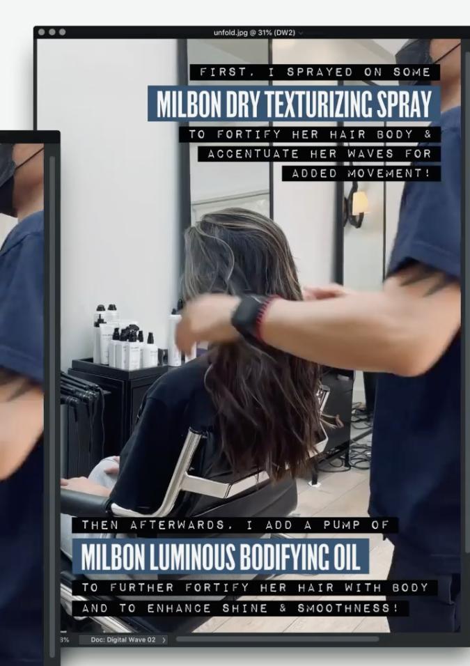 Styling Tip: Milbon