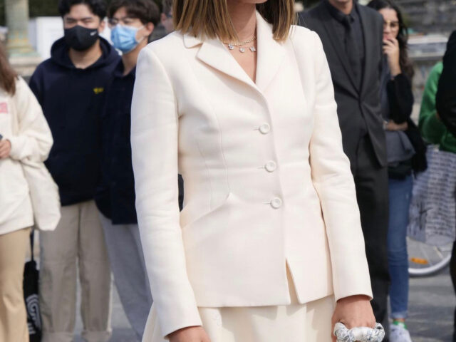 PFW: Aimee Song x Dior